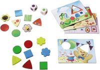 Board Game: Teddy's Colors & Shapes