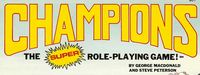 RPG: Champions (3rd Edition)