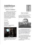 Issue: Addiktion (Special Edition 1 - Jun 2011)