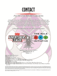 RPG Item: CCC-TRI-10 BHC1-1: Contact
