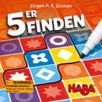 Board Game: 5er Finden