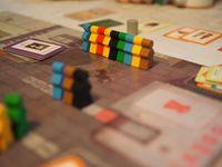 Board Game: Kolejka