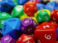 RPG Mechanic: Dice Step (variable dice vs. static target)