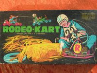 Board Game: Rodeo Kart