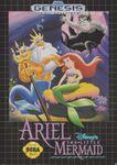 Video Game: Ariel: The Little Mermaid