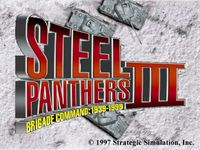 Video Game: Steel Panthers III: Brigade Command (1939-1999)