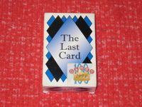 Board Game: The Last Card