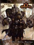 RPG Item: Iron Kingdoms Character Guide: Full Metal Fantasy, Volume 1