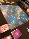 Board Game: Gravity Superstar