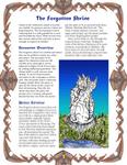 RPG Item: The Forgotten Shrine
