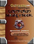 RPG Item: Outcastia Campaign Sourcebook