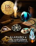 RPG Item: Alarums & Incursions: Downtime for Six Icons