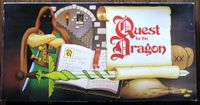 Board Game: Quest for the Dragon