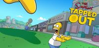 Video Game: The Simpsons: Tapped Out