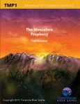 RPG Item: The Mescalaro Prophecy