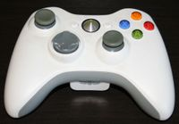 Video Game Hardware: Xbox 360 Controller