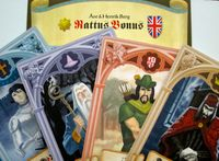 Board Game: Rattus: Spiel 2010 Bonus Cards