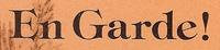 RPG: En Garde! (English RPG)