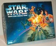 Board Game: Star Wars: Death Star Assault Game