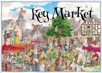 Board Game: Key Market