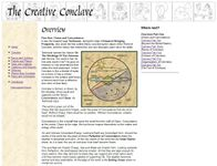 RPG Item: The Creative Conclave