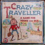 Board Game: Crazy Traveller