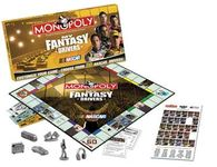 Board Game: Monopoly: My Fantasy Drivers