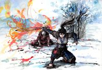 Showdown! The Samurai Card Game