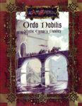 RPG Item: Ordo Nobilis: Mythic Europe's Nobility