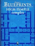 RPG Item: 0one's Blueprints: High Temple Complex