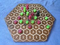 Board Game: Cabale