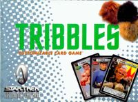 Board Game: Tribbles Customizable Card Game