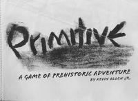 RPG Item: Primitive