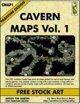 RPG Item: CMAP1: Cavern Maps Vol. 1