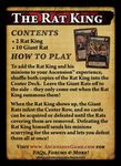 Board Game: Ascension: Theme Pack – Rat King