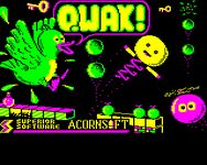 Video Game: Qwak