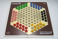 Board Game: Hexehop