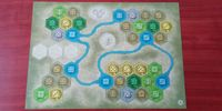Board Game: The Castles of Burgundy: 10th Expansion – Solo