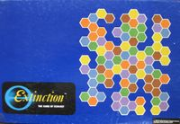 Board Game: Extinction: The Game Of Ecology
