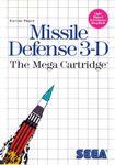 Video Game: Missile Defense 3-D