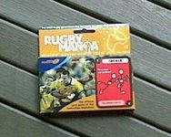 Board Game: Rugby Mania