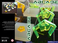 Board Game: Arcade: Reinforcements – The Interceptor