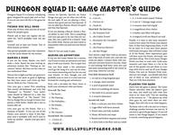 RPG Item: Dungeon Squad II