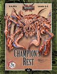 RPG Item: A03: Champion's Rest (5E)