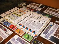 Board Game: The Manhattan Project 2: Minutes to Midnight