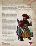 RPG Item: Battle Chef (1E)