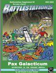 Board Game: Battlestations: Pax Galacticum