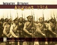 Board Game: Infantry Attacks: August 1914