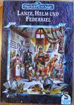 RPG Item: Lanze, Helm und Federkiel