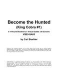 RPG Item: VS03-SA03: Become the Hunted